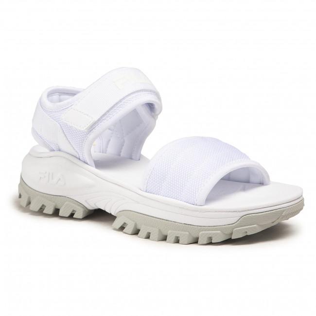 Sandali FILA - Outdoor Sandal Wmn 1011244.84T White/Gray Violet