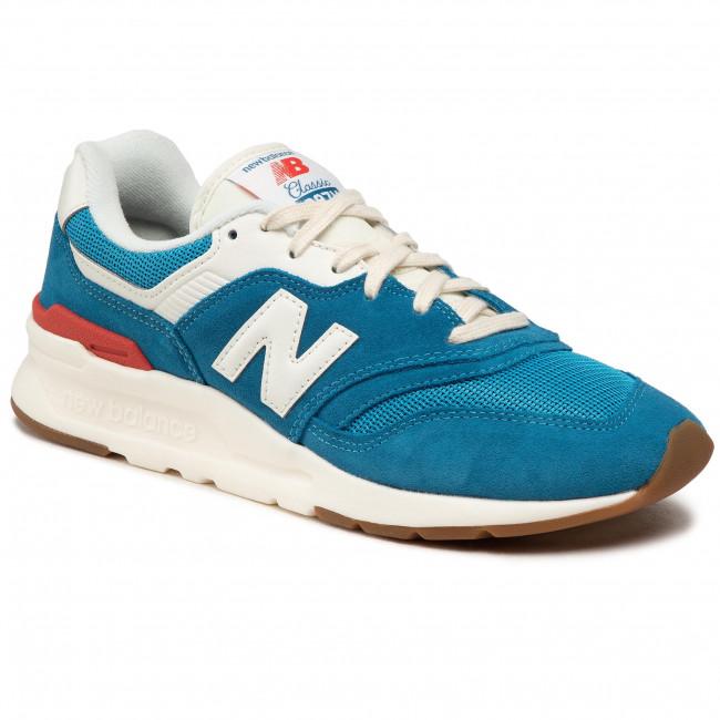 Sneakers NEW BALANCE - CM997HRP Blu