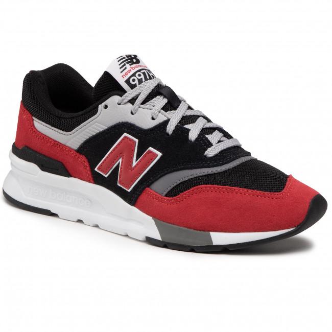 Sneakers NEW BALANCE - CM997HVP Multicolore Nero