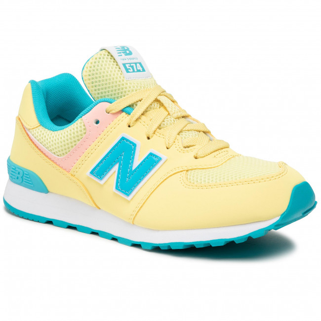 Sneakers NEW BALANCE - GC574BYS  Giallo