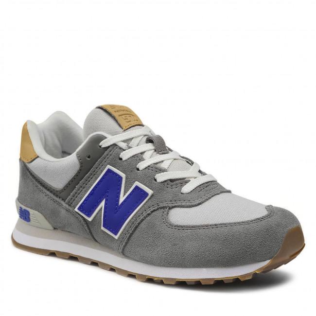 Sneakers NEW BALANCE - GC574NA2 Grigio
