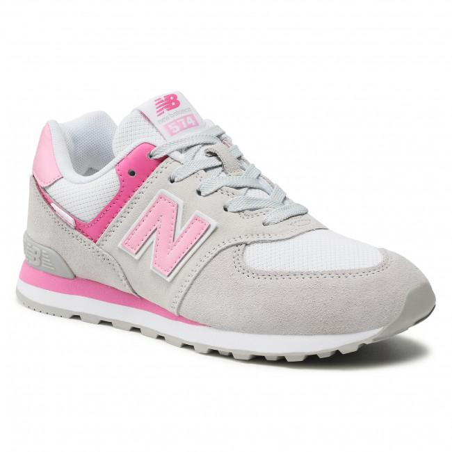 Sneakers NEW BALANCE - GC574SA2 Grigio