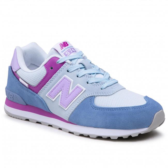 Sneakers NEW BALANCE - GC574SL2 Blu