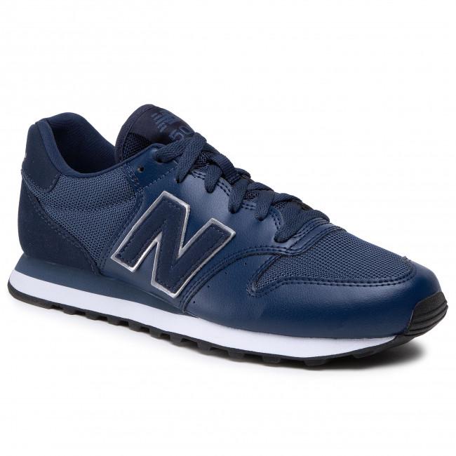 Sneakers NEW BALANCE - GM500ME1  Blu scuro