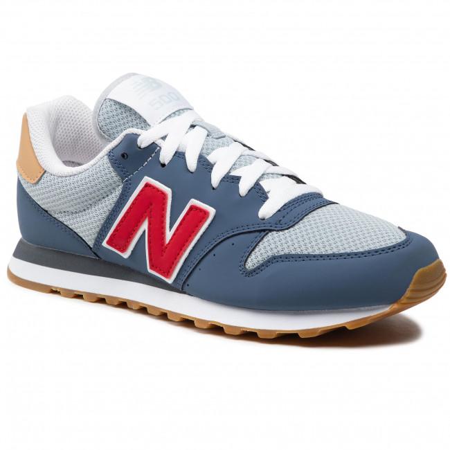 Sneakers NEW BALANCE - GM500MQ1 Blu
