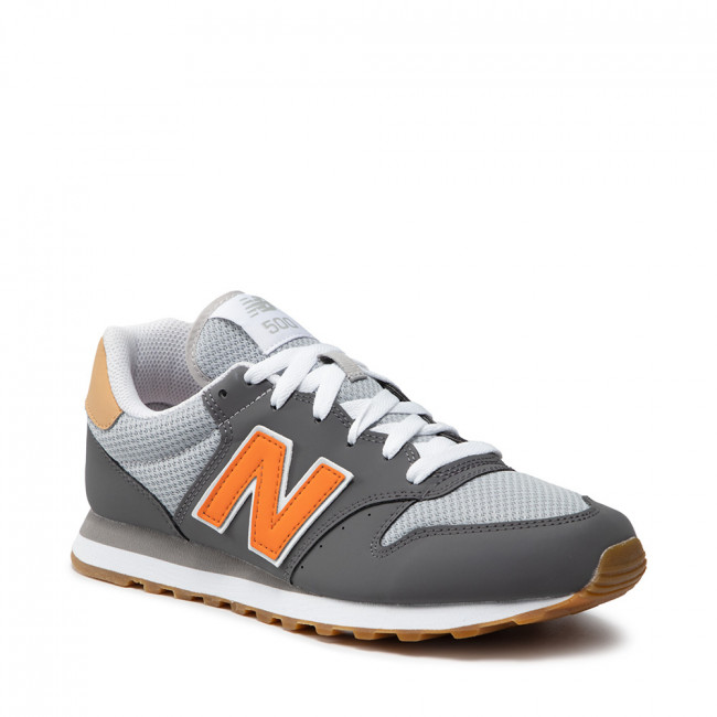 Sneakers NEW BALANCE - GM500MT1 Grigio