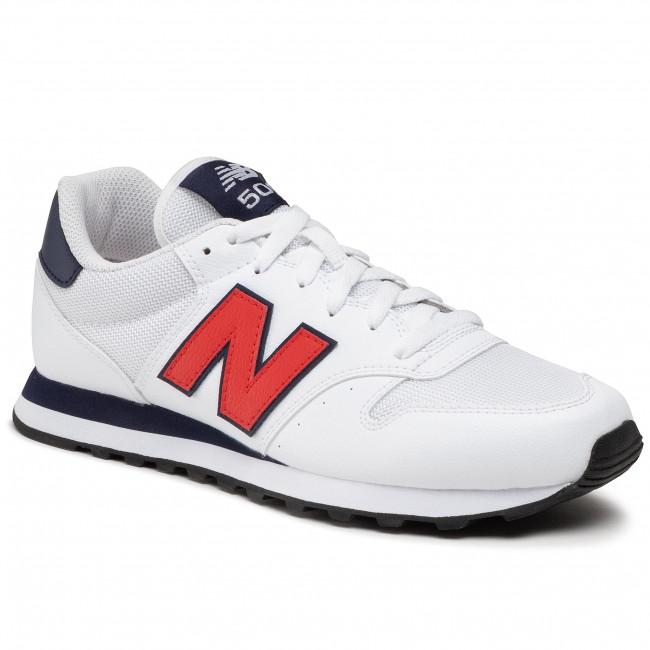 Sneakers NEW BALANCE - GM500TA1 Bianco