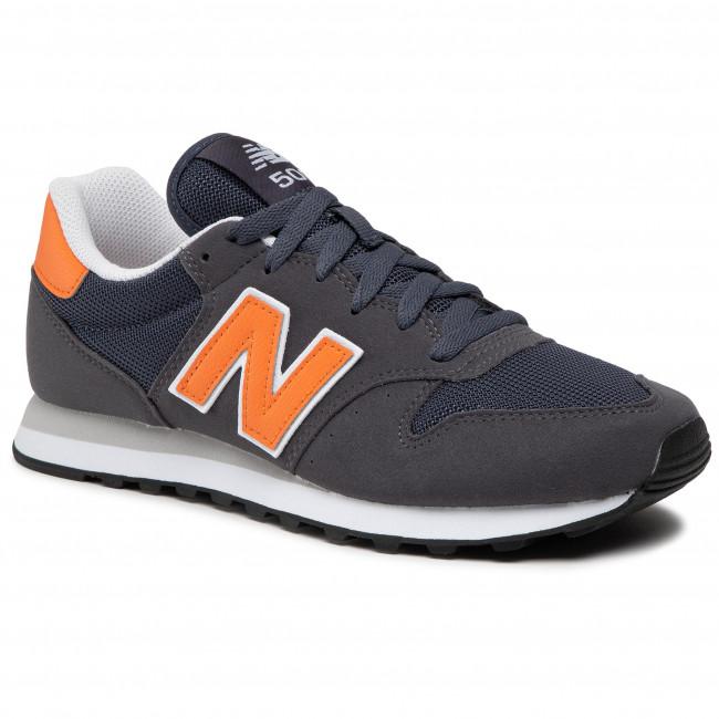 Sneakers NEW BALANCE - GM500TM1 Grigio