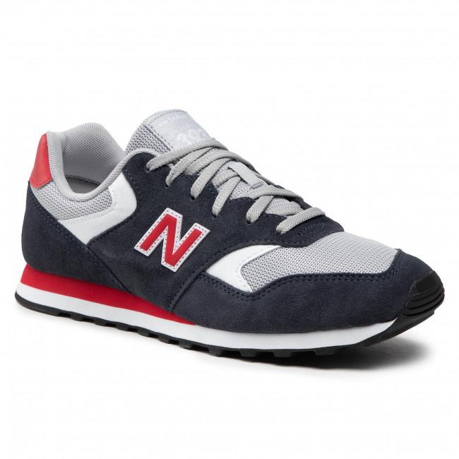 Sneakers NEW BALANCE - ML393VR1 Blu scuro