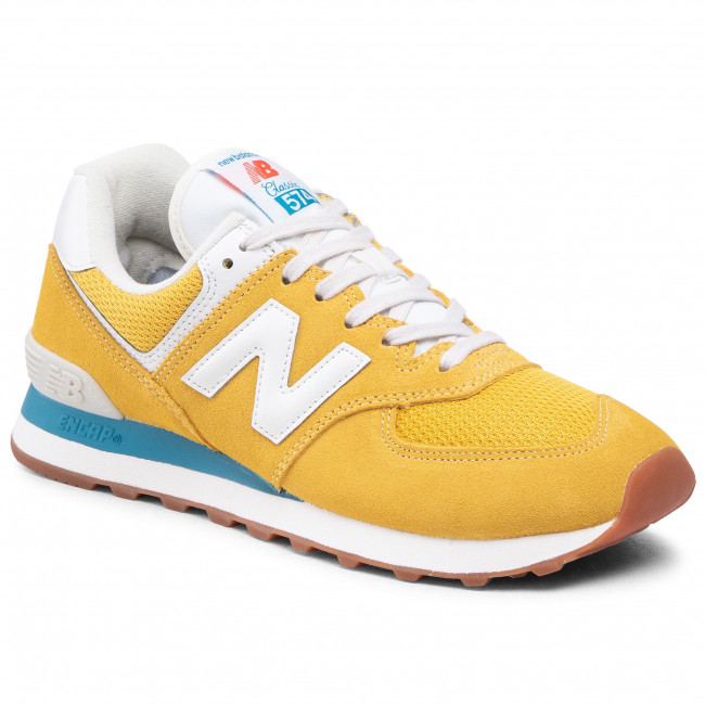 Sneakers NEW BALANCE - ML574HB2  Giallo