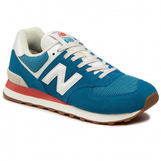 Sneakers NEW BALANCE - ML574HC2  Blu