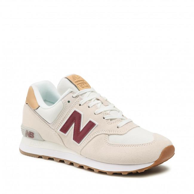 Sneakers NEW BALANCE - ML574NR2 Beige