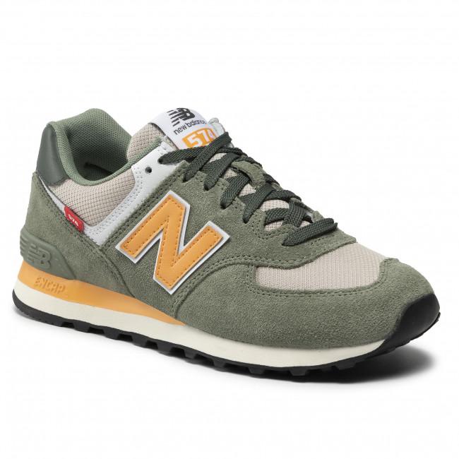 Sneakers NEW BALANCE - ML574SG2 Verde