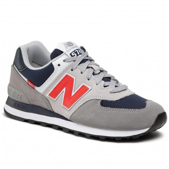Sneakers NEW BALANCE - ML574SO2 Grigio