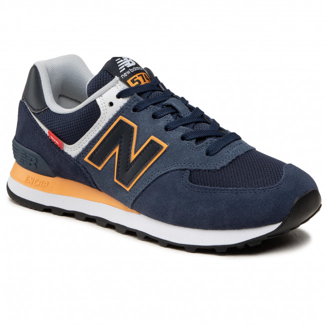 Sneakers NEW BALANCE - ML574SY2 Blu scuro
