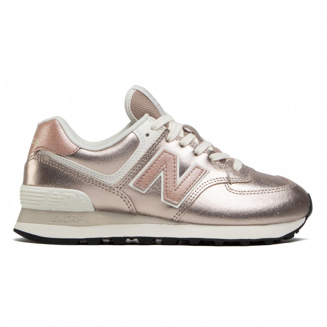 Sneakers NEW BALANCE - WL574PM2 Oro - Sneakers - Scarpe basse ...