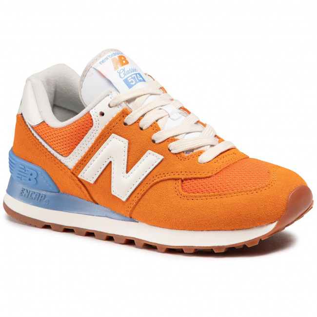 Sneakers NEW BALANCE - WL574VI2 Arancione