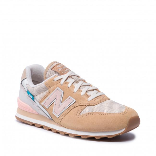 Sneakers NEW BALANCE - WL996CPD  Beige