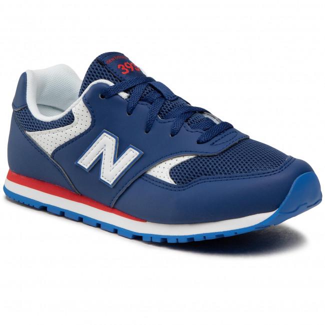 Sneakers NEW BALANCE - YC393BNV Blu scuro
