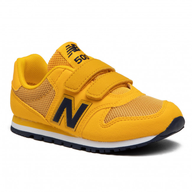 Sneakers NEW BALANCE - YV500TPY Giallo