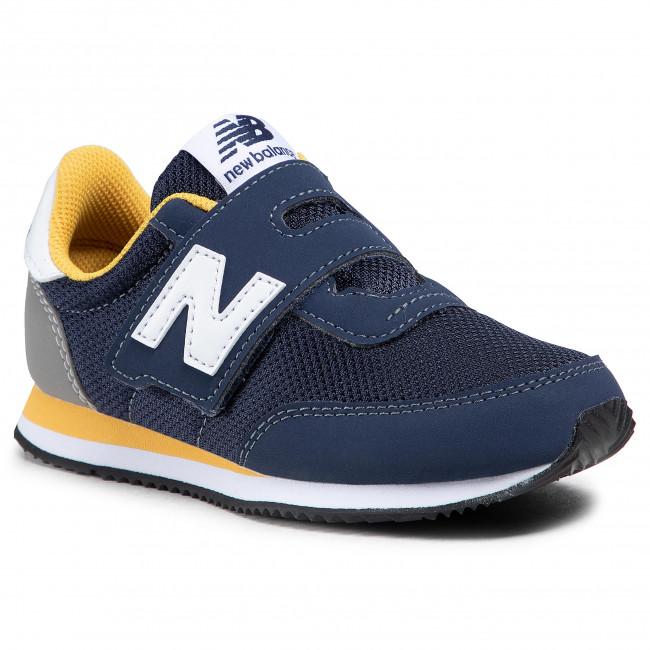 Sneakers NEW BALANCE - YV720NV2 Blu scuro