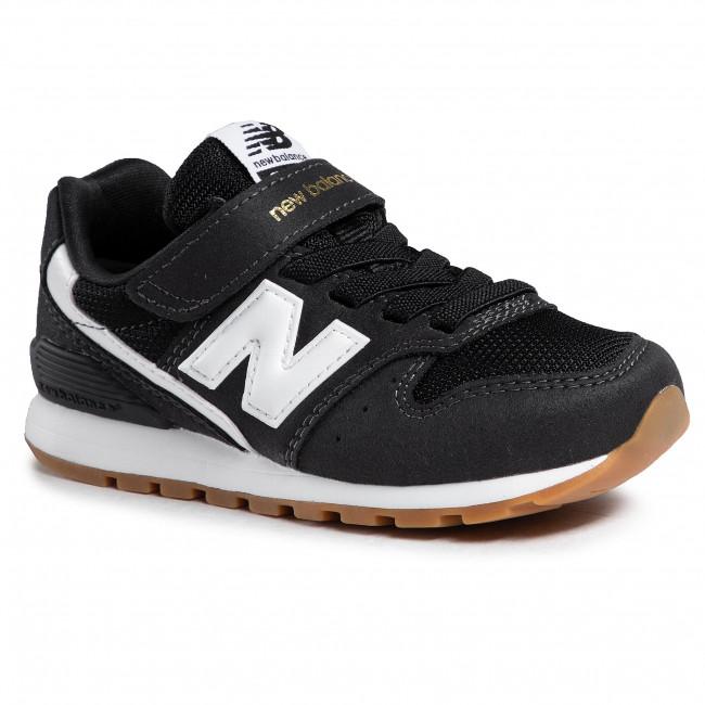 Sneakers NEW BALANCE - YV996CPG Nero