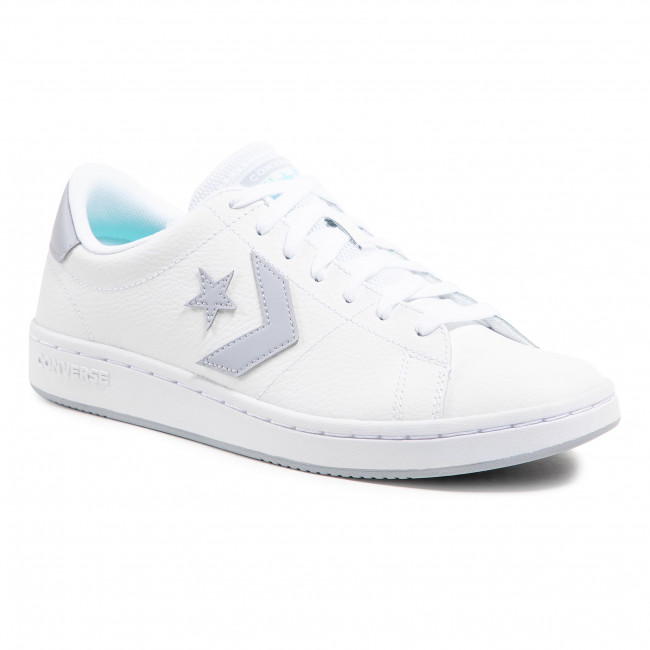 Sneakers CONVERSE - All Court Ox 170252C  White/Gravel/Beached Cyan