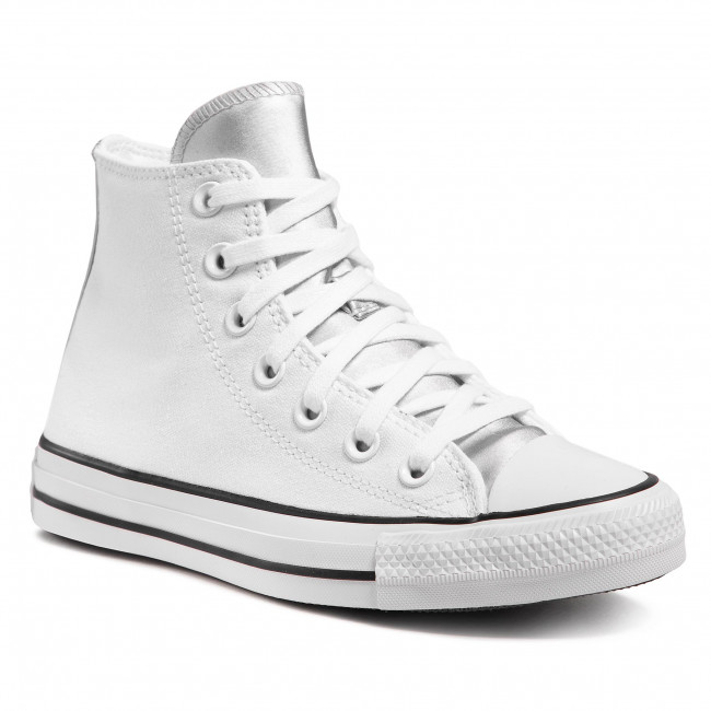Scarpe da ginnastica CONVERSE - Ctas Hi 570287C White/Pure White/Pure Silver