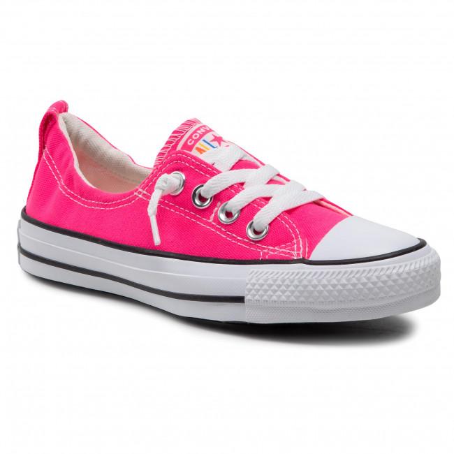 Scarpe da ginnastica CONVERSE - Ctas Shoreline Slip 570443C  Hyper Pink/Black/White