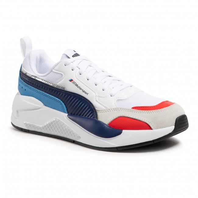 Sneakers PUMA - Bmw Mms X-Ray 2.0 306771 02 Puma White/Blueprint