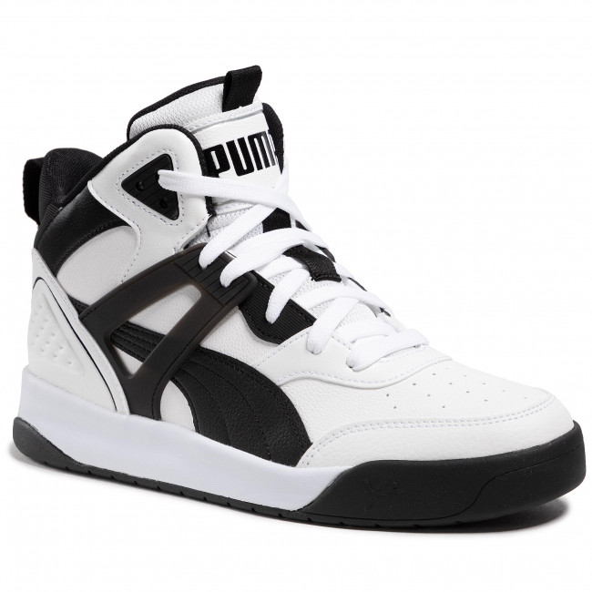 Sneakers PUMA - Backcourt Mid 374139 08 Puma White/Puma Black