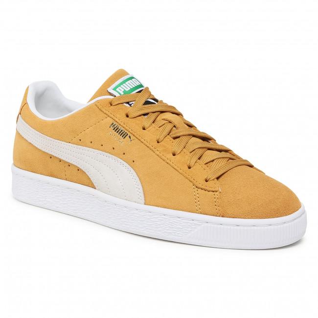 Sneakers PUMA - Suede Classic XXI 374915 05 Honey Mustard/Puma White
