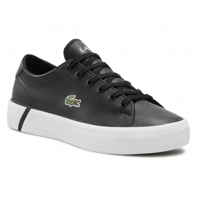 Sneakers LACOSTE - Gripshot 0120 2 Cuj 7-40CUJ0006312 Blk/Wht