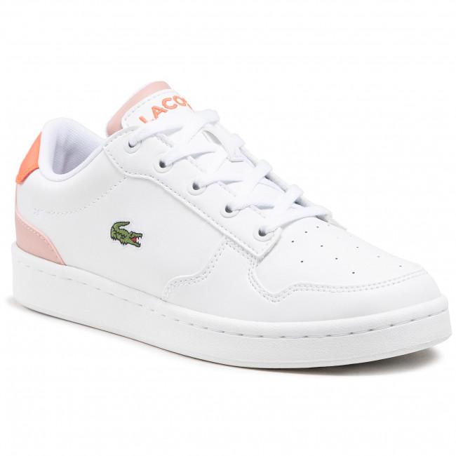 Sneakers LACOSTE - Masters Cup 0721 1 Suj 7-41SUJ00111Y9 Wht/Lt Pink