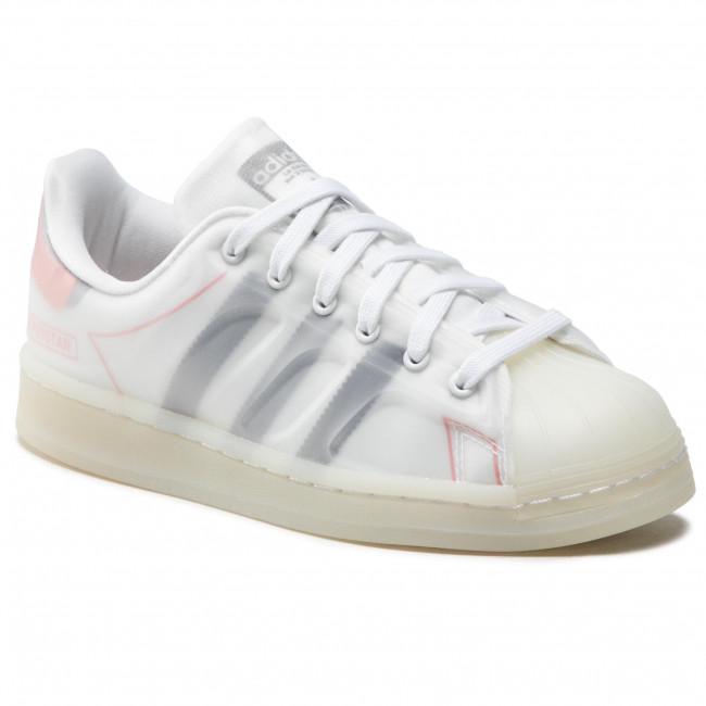 Scarpe adidas - Superstar Futureshell J S42622 Ftwwht/Cblack/Sesore