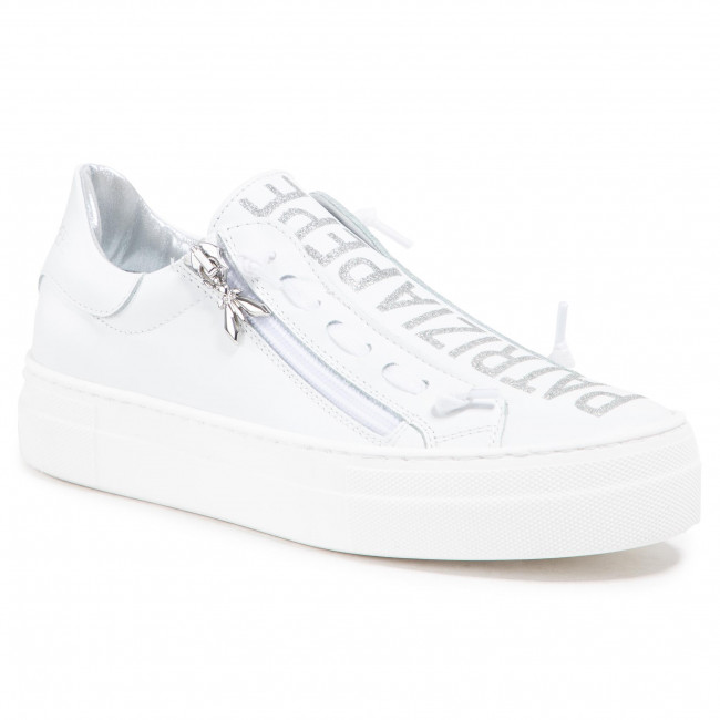 Sneakers PATRIZIA PEPE - PPJ50.30  V.Bianco Vitello