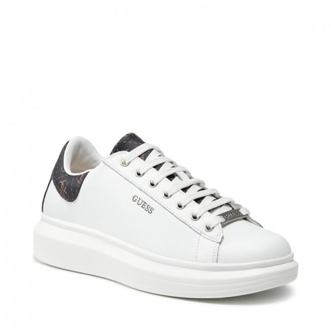 Sneakers GUESS - Salerno FM7SLR LEA12  WHIBR