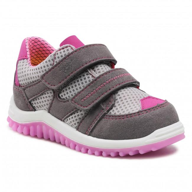 Sneakers RICOSTA - Pepino by Ricosta Pepe 71 2320200/451 Graphit/Grau/Rosa