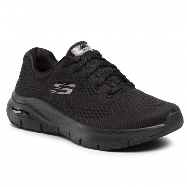 Sneakers SKECHERS - Arch Fit 149057/BBK Black