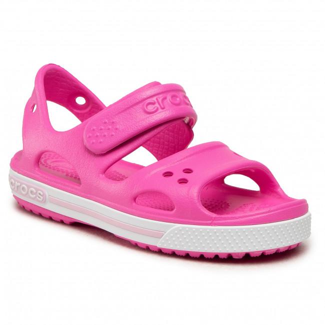 Sandali CROCS - Crocband II Sandal Ps 14854 Electric Pink