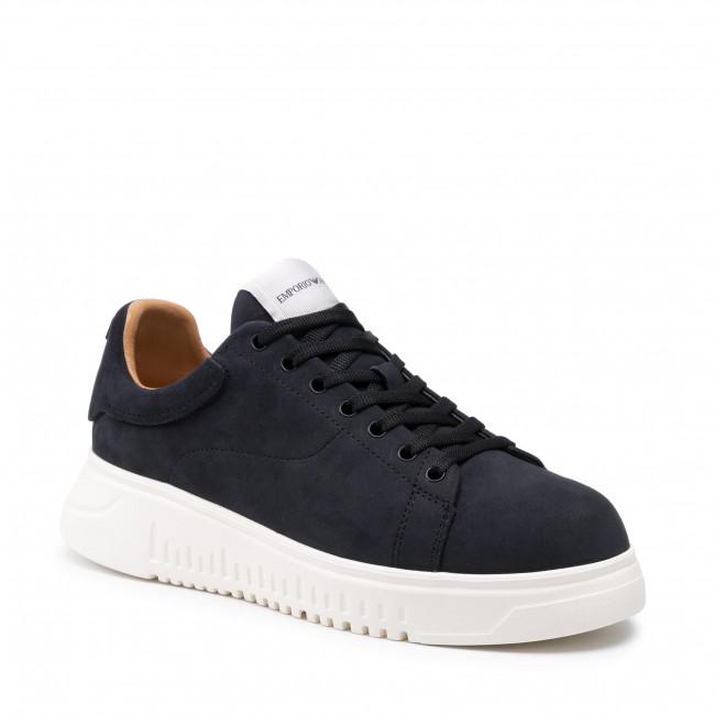 Sneakers EMPORIO ARMANI - X4X264 XF570 00002 Black