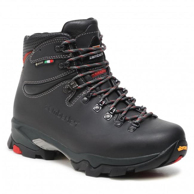 Scarpe da trekking ZAMBERLAN - 996 Vioz Gtx Wl GORE-TEX Hydrobloc Dk Grey