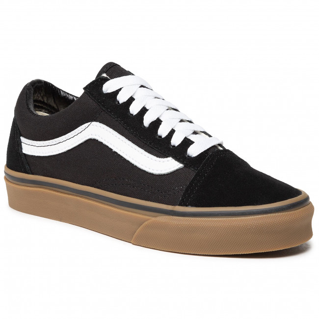 Scarpe sportive VANS - Old Skool VN0001R1GI61 (Gumsole)Black/Medium Gum