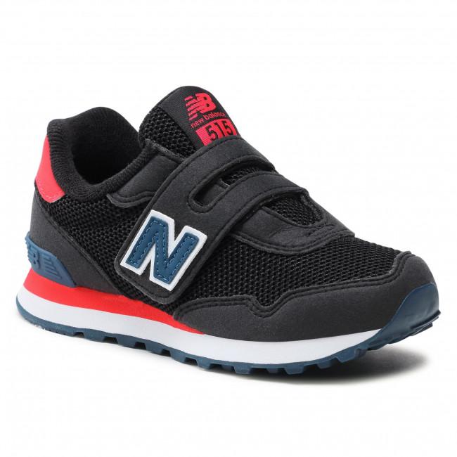 Sneakers NEW BALANCE - YV515BA Nero - Scarpe basse a strappi ...