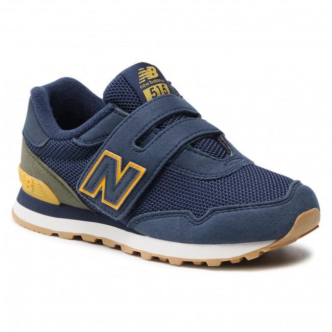 Sneakers NEW BALANCE - YV515NV Blu scuro