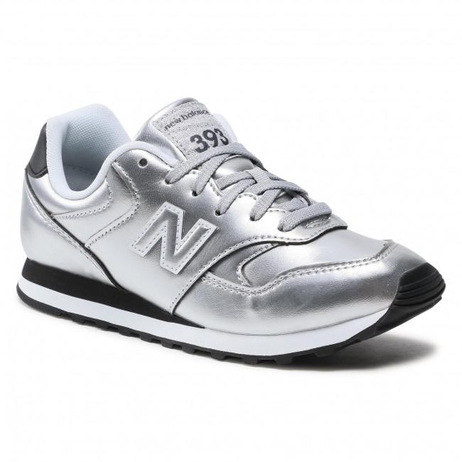 Sneakers NEW BALANCE - WL393EA1 Argento