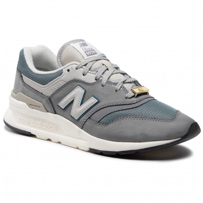 Sneakers NEW BALANCE - CM997HGY Blu Grigio