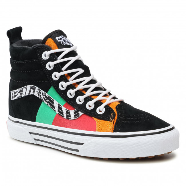 Sneakers VANS - Sk8-Hi 46 Mte Dx VN0A3DQ523E1 Zebra/True White