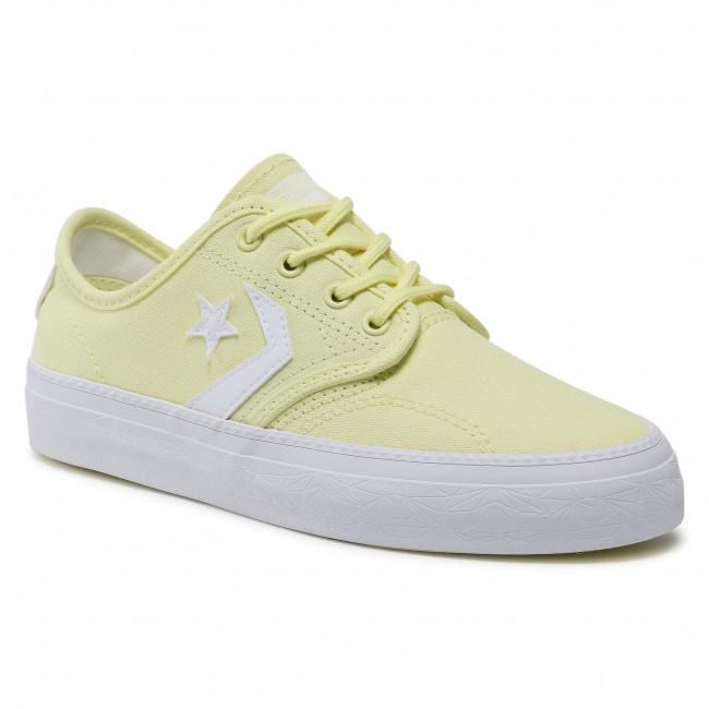 Scarpe sportive CONVERSE - Cons Zakim Ox 157329C Lemon Haze/White/White