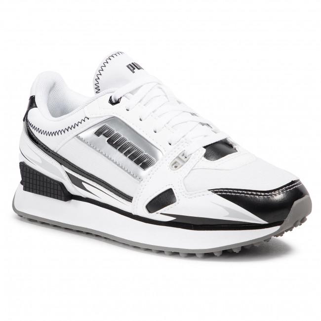 Sneakers PUMA - Mile Rider Sunny Gataway Wns 373443 05 Puma White/Puma Black